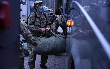 Reserve COVID-19 New York Deployment Story