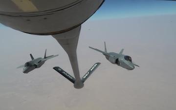 In Flight Refueling Specialist Boom Operator