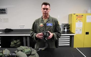 2021 Spark Tank: F-35 mask light
