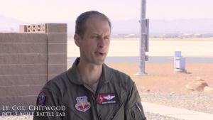 Agile Combat Employment - Nellis AFB, NV