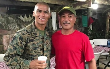 1st Marine Corps District Class Talk