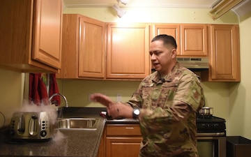 Vandenberg AFB Fire Prevention Week 2020: Serving up fire safety in the kitchen