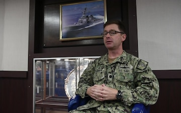 USS Cole commanding officer (FULL INTERVIEW)
