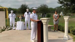 Ronchester Santiago/USS Cole Remembrance October 12, 2020