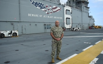 Happy 245th Birthday from USS America (LHA 6)