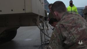 Humanitarian Efforts: Logistics Readiness Squadron