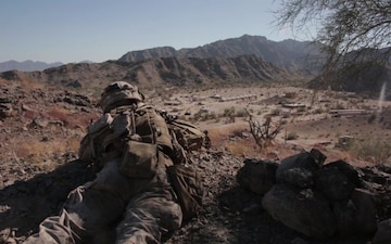 U.S. Marines Participate in an Insertion and Extraction Scenario