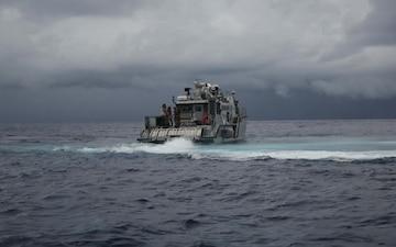 Mk VI Patrol Boat | Refueling At Sea
