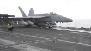 Ronald Reagan Strike Group Operates in South China Sea