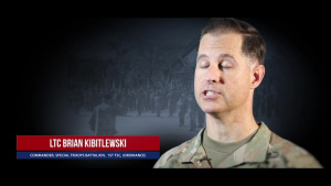 1st Theater Sustainment Command Recruiting Video