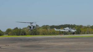 "AH-1W ""Whiskey"" Sundown"
