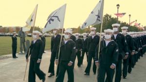 Navy Recruit Training Command Graduation Oct. 16, 2020