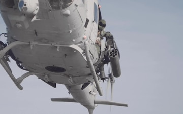 Career Day: What it takes to be a Marine helicopter pilot