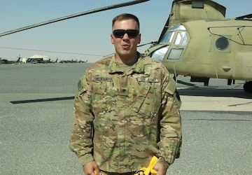 Pittsburgh Steelers Shoutout - Spc. Matthew Scholl