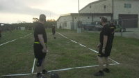 B-Roll Package of Army Reserve Engineers training on the new ACFT