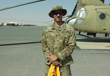Pittsburgh Steelers Shoutout - Spc. Troy Layman