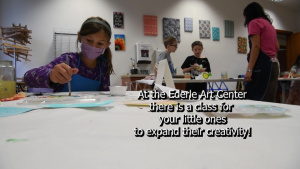 Art Center Hosts Art with Angela Facebook