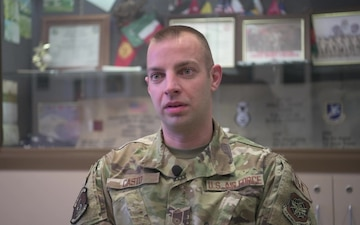 179th Guardsman Helps Accident Victim (Interview)