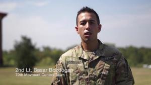 2nd Lt. Basar Bozdogan