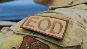 94th EOD brings the Boom