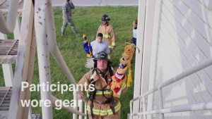 507th CES Fire Climb 2020