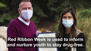 Red Ribbon Week Proclamation