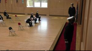 Navy Officer Candidate School (OCS) Graduation