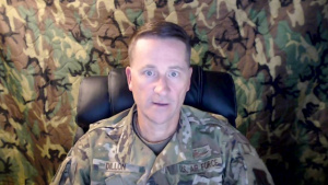 102 IW Command Message for November 2020 - Col. Stephen Dillon