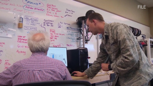 Around the Air Force: Air Expeditionary Wings, Data Sharing, ALS Online, and Energy Awareness