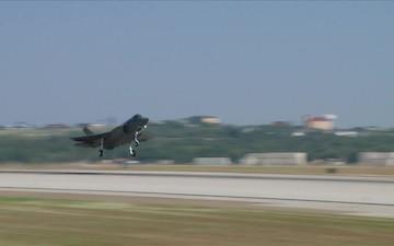 Last Aircraft Arrival