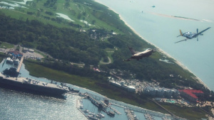 Joint Base Charleston: Sea