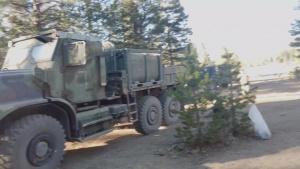 CLB-2 Re-Supply Convoy
