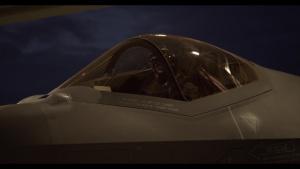 158th FW F-35 Night Flying B-Roll