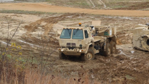 Fort McCoy RTS-Maintenance Wheeled Vehicle Recovery Operations Course training: Vehicle movement