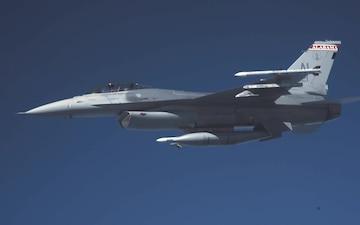 Tech. Sgt. Birmingham Talks About His Career As A KC-135R Boom Operator