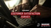 Marine Minute: Customer Satisfaction Survey