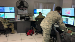 DM Virtual Tour of 25th Operational Weather Squadron on October 28th, 2020