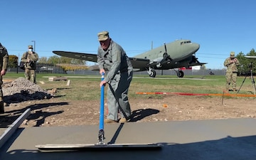 Civil Engineer Squadrons pave the way