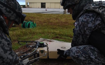 36th CRG Leads ACE Concepts Training with Partners and Allies B-Roll