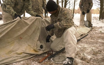 Cold Weather Operation Course