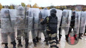 Crowd Riot Control Training