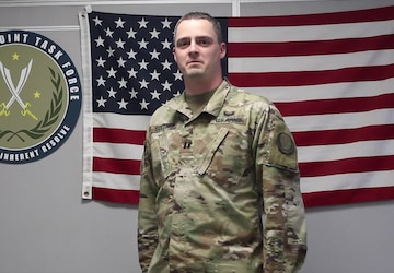 Go Army Shoutout - CPT David Solomon