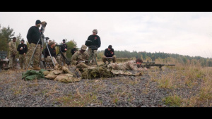 Soldiers compete in Jäger Shot sniper competition