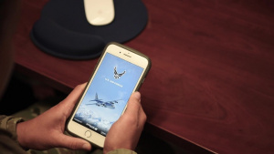 Air Force Connect App: How to join the 366th Fighter Wing Group