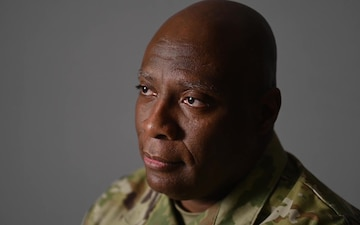 Stories of Resilience: COL Curry, My Perspective (60 second promo)