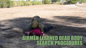 Dead Body Search Procedures