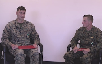 Interview with Cpl. Skylar Troutman and Cpl. John Cartwright