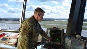 258th Air Traffic Control Tower B-Roll Part 1