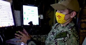 USS New Mexico Virtual Tour
