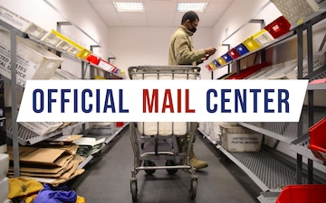 Get to know Ramstein Air Base: Northside Post Office (Official Mail Center)